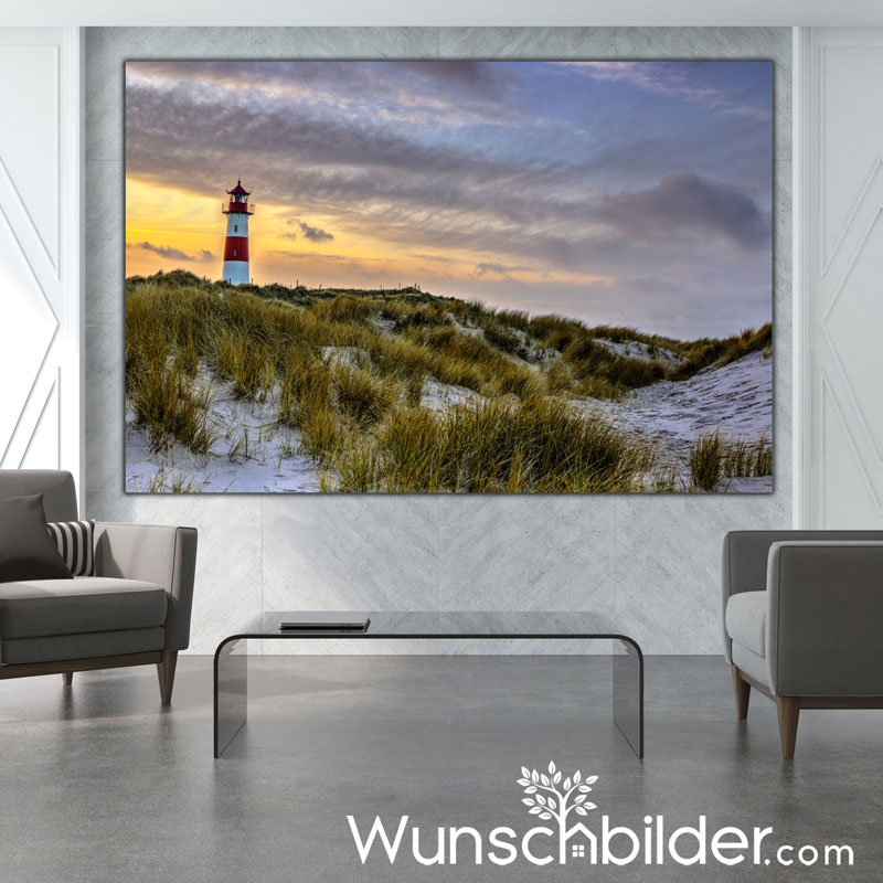 Sylt Bilder - Fotografien mit Motiven der Sylter Insel - WUNSCHBILDER.com